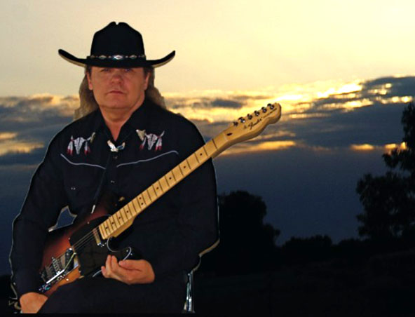 Brisbane Solo Country Singer Dail