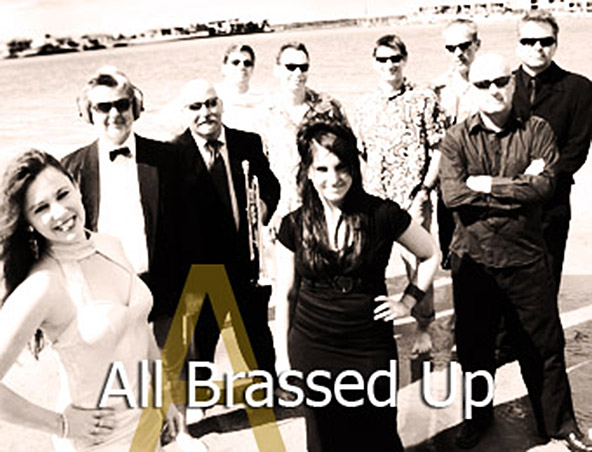 ALL BRASSED UP