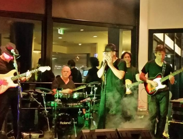 Able Magwitch Cover Band Brisbane - Live Bands
