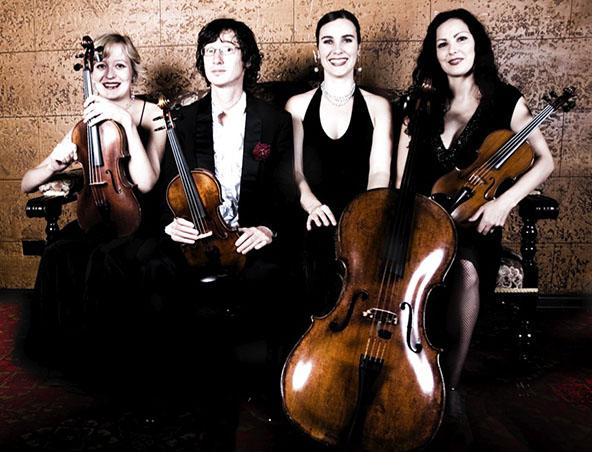 Angel Strings String Quartet Music Group - Brisbane - Wedding Entertainment