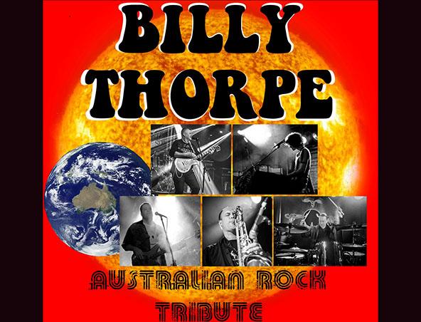 Billy Thorpe Tribute Band - Tribute Show - Musicians Brisbane