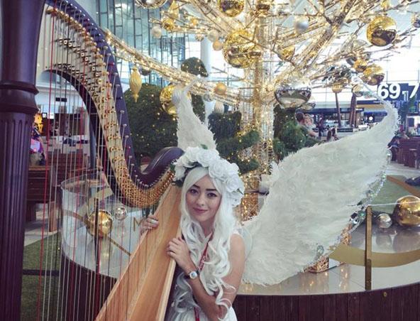 Brisbane Harpist - Wedding Harp - Musicians