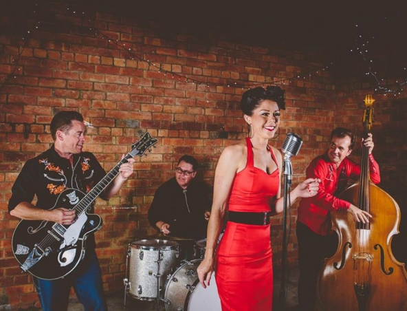 Brisbane Rockabilly Band A - Cover Bands Brisbane - Musicians Singers