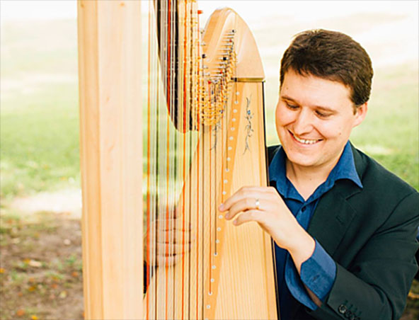 Brisbane Harpist - Wedding Music - Instrumental Songs