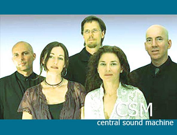 Central Sound Machine CSM
