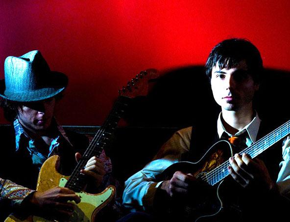 Dr Rockzo Duo Brisbane Musicians Singers