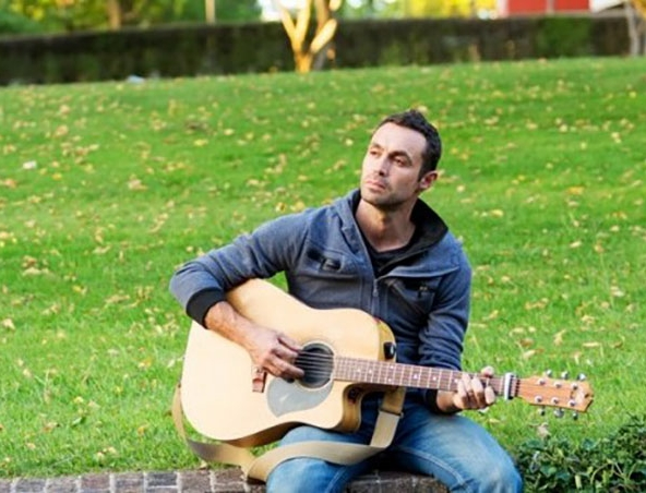 Giorgio Acoustic Solo Singer Brisbane - Wedding Singer
