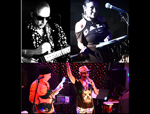 Mozaic Music Duo Brisbane - Singers Musicians - Entertainers Cover Bands