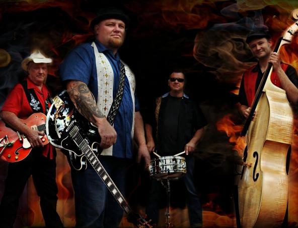 Rockabilly Band Brisbane - RocknRoll Band