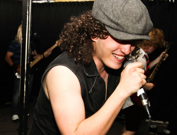ACDC Tribute Band Brisbane - Tribute Show Bands - Singers
