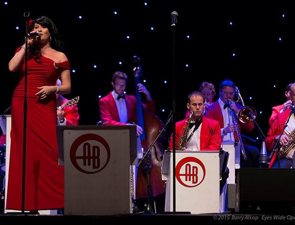 Allan Brown Big Band - Jazz Bands Brisbane - Musicians Corporate Band