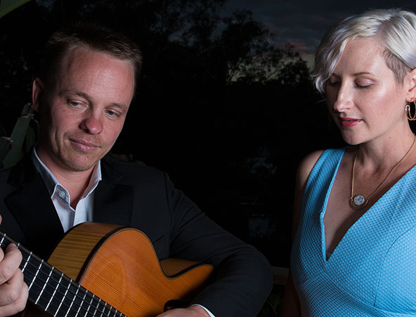Ambient Jazz Brisbane Jazz Bands - Music Duo