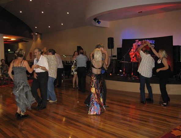 Baby Boomer Party Band Brisbane - Singers Musicians
