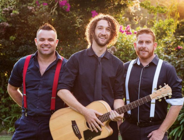 Backroom Vegas Cover Band - Brisbane Cover Band - Singers Musicians