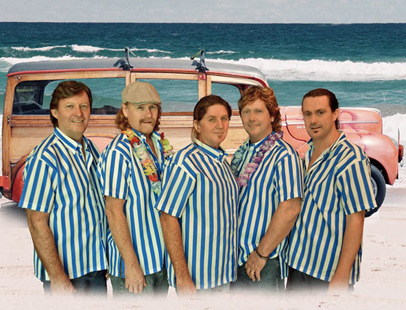 Beach Boys Tribute Band - Tribute Bands - Musicians