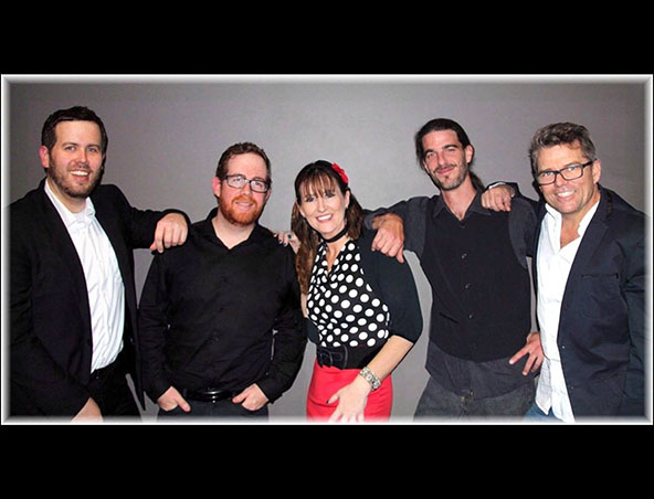 Fifth Avenue Cover Band Brisbane - Musicians Singers