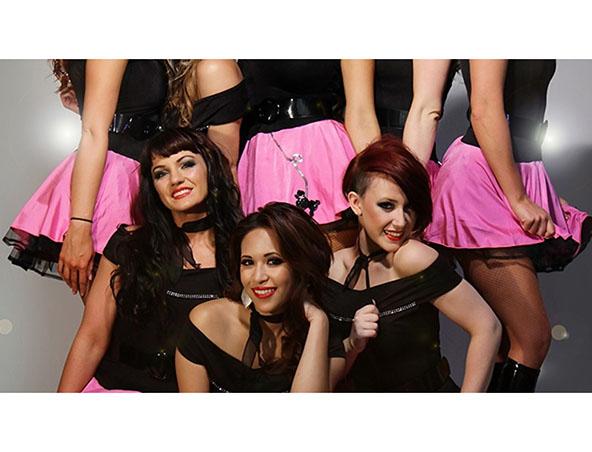 Rock n Roll Dancers