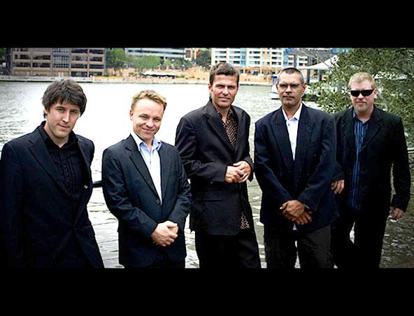 Brisbane Jazz Band - Jazz Australis