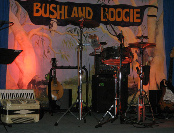 Bushland Boogie Brisbane Band - Music Duos - Entertainers Singers