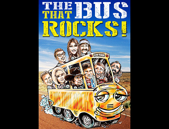 Bus That Rocks Tribute Show