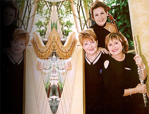 Charisma Trio Brisbane - Classical Musicians