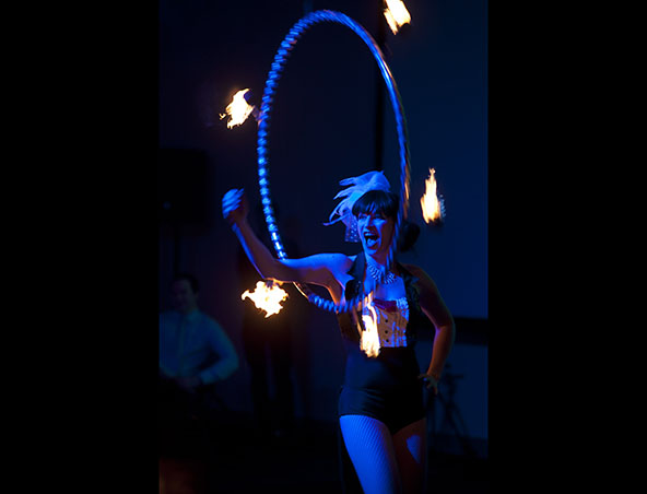 Fire Circus Acts Brisbane - Roving Entertainment - Performers
