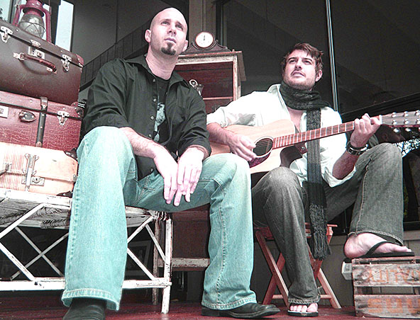 Cliff And Bren Duo Acoustic Duo Brisbane - Singers Musicians