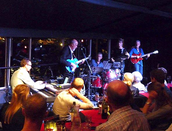 Ewan Mackenzie Band Brisbane - Musicians Entertainers