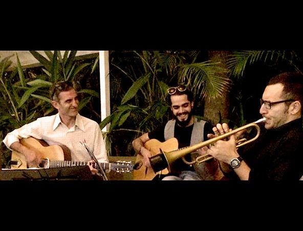 Gypsy Jazz Band Brisbane - Wedding Music - Entertainment