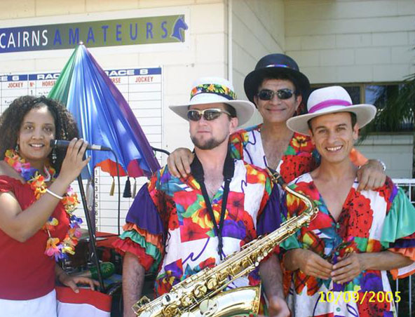 Havana Party Band Brisbane - Latin Band - Music Singers