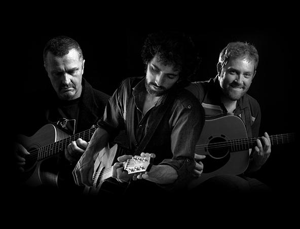 The MunsterBucks Brisbane Irish Music Trio