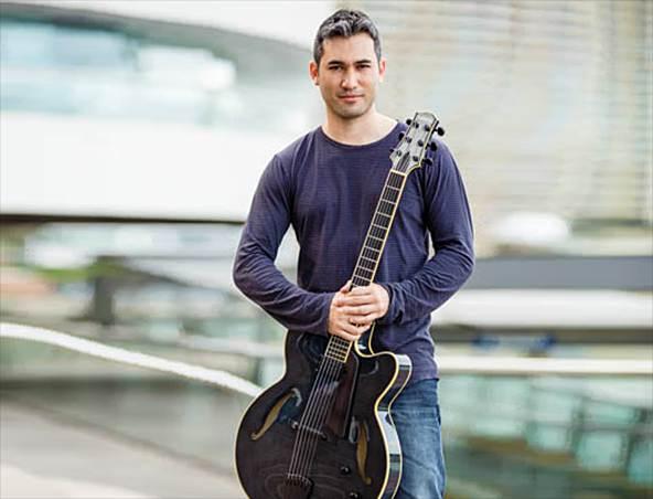 Brisbane Jazz Guitarist - Instrumental Guitar Players