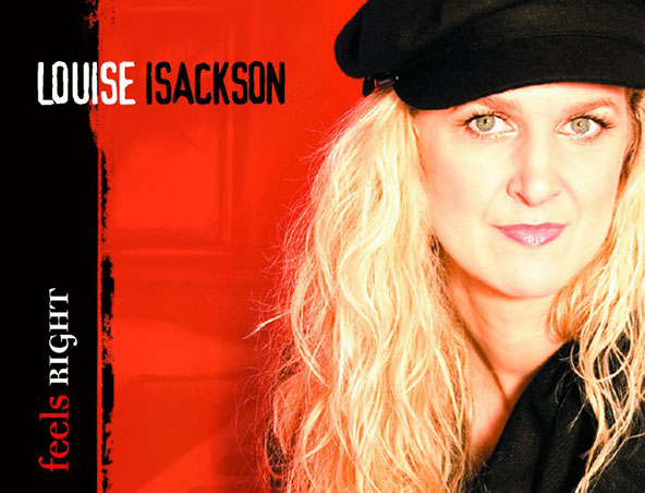Louise Isackson Jazz Singer - Brisbane