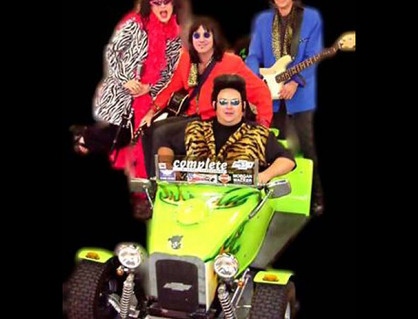 Memphis Movers Rock n Roll Band Brisbane - Cover Band - Singers Musi
