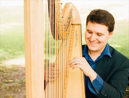 Brisbane Wedding Harpist C