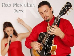 Rob McMullan Jazz