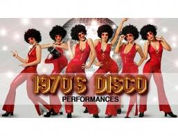 Retro 70s Dancers