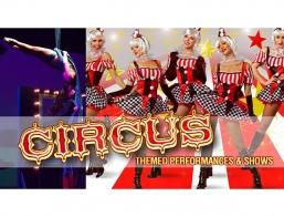 Circus Carnival  Dancers