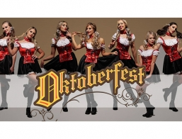 Oktoberfest Dancers
