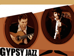 Gypsy Jazz Music Duo