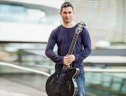 Brisbane Jazz Guitarist