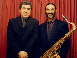 Piano And Saxophone Duo